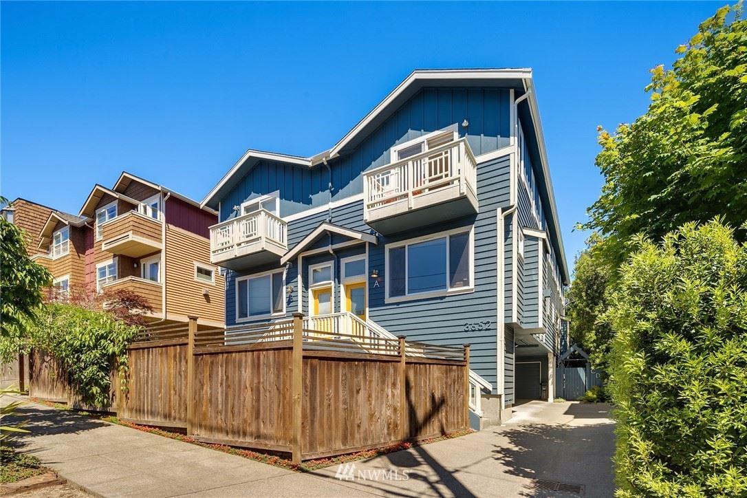 Photo of 3652 Francis Avenue N #A, Seattle, WA 98103 (MLS # 1785313)