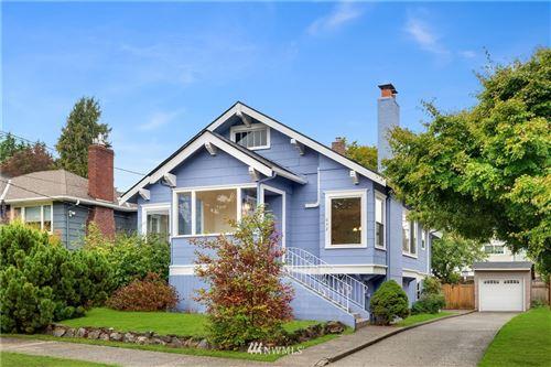 Photo of 632 NW 84th Street, Seattle, WA 98117 (MLS # 1665315)