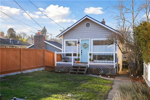 Photo of 4131 20th Avenue SW, Seattle, WA 98106 (MLS # 1694315)