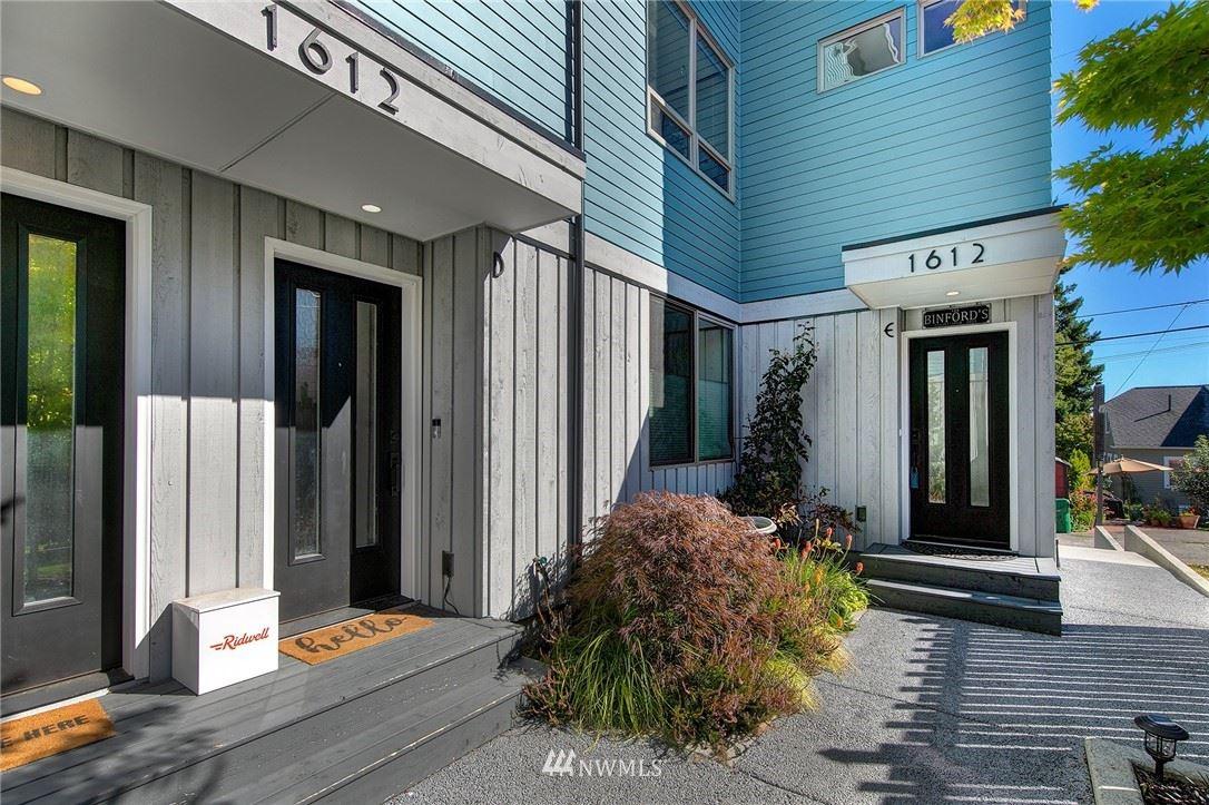 1612 California Avenue SW #D, Seattle, WA 98116 - #: 1844317
