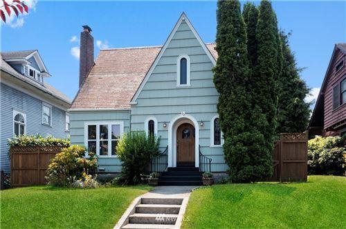 Photo of 912 N K Street, Tacoma, WA 98403 (MLS # 1802318)