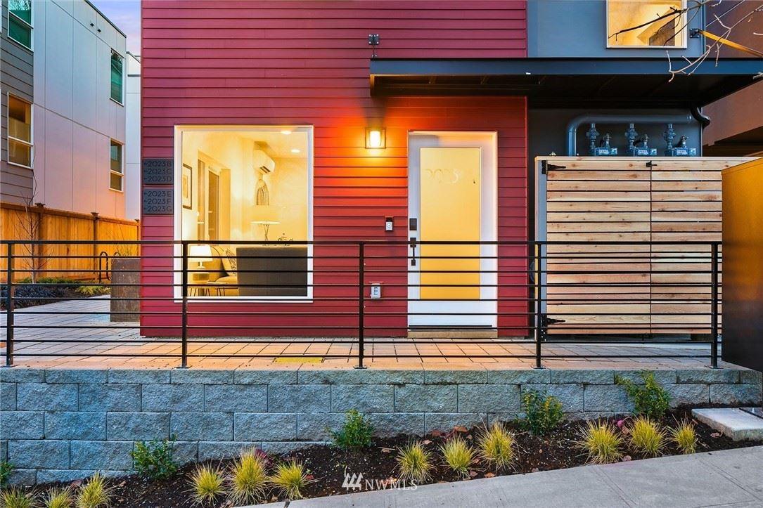 Photo of 2023 S Washington Street, Seattle, WA 98144 (MLS # 1772318)