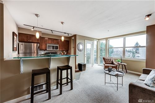 Photo of 1310 N Lucas Place #403, Seattle, WA 98103 (MLS # 1558319)