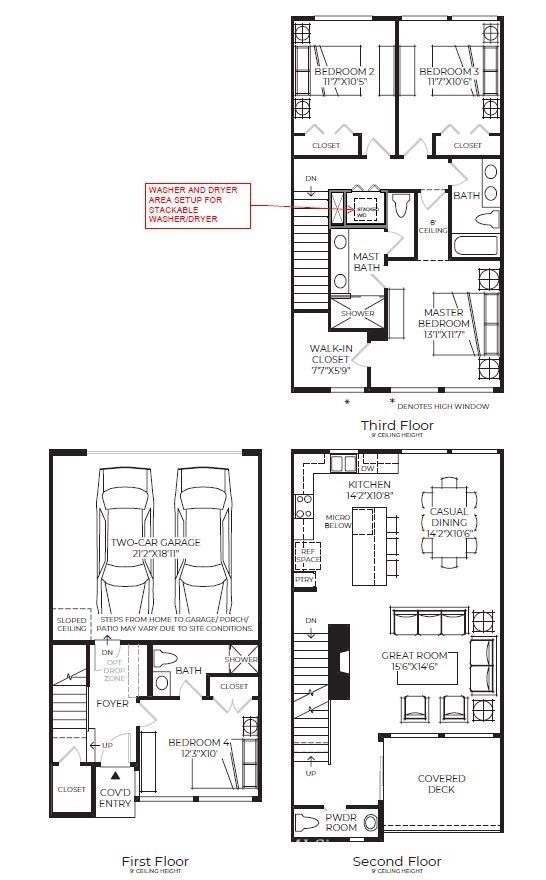 Photo of 21716 25th (Site 75) Avenue SE #C, Bothell, WA 98021 (MLS # 1763319)