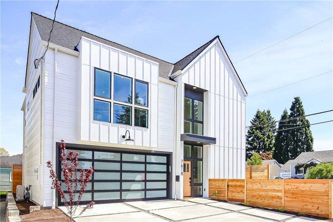 Photo of 7618 39th Avenue SW, Seattle, WA 98126 (MLS # 1773319)