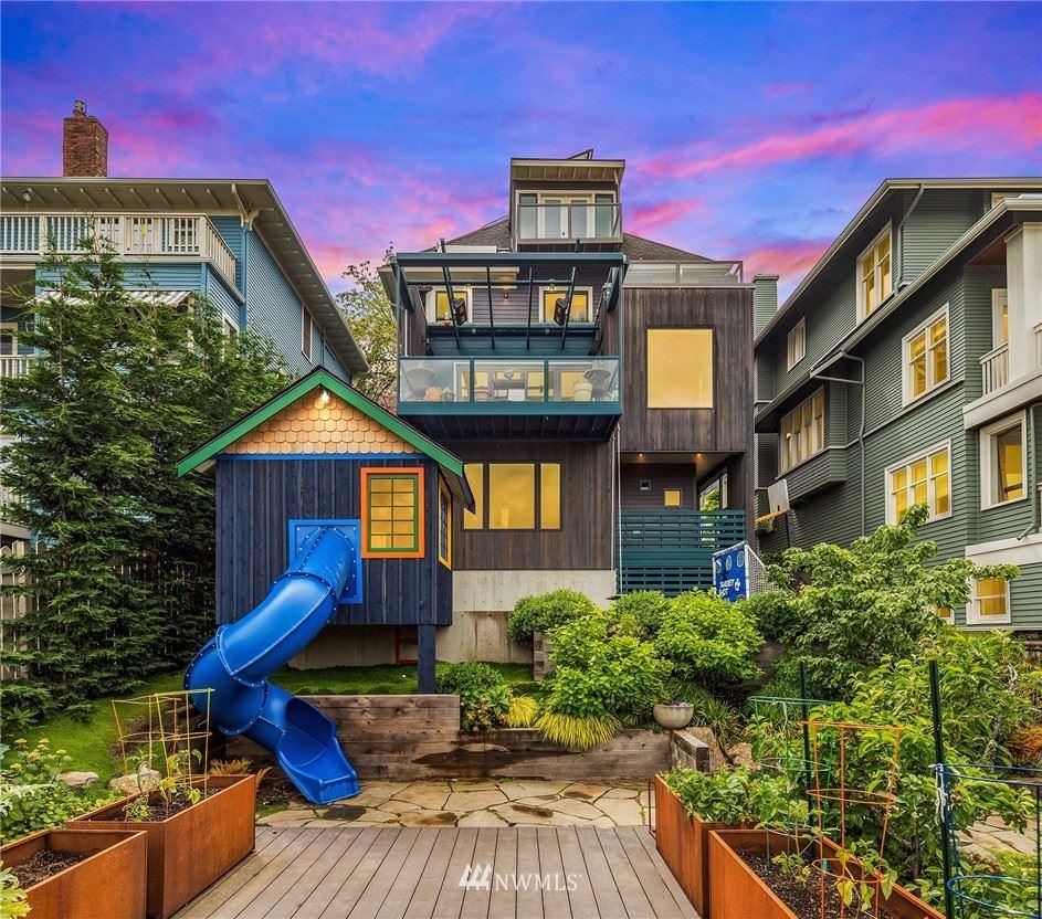 Photo of 1618 37th Avenue, Seattle, WA 98122 (MLS # 1781322)