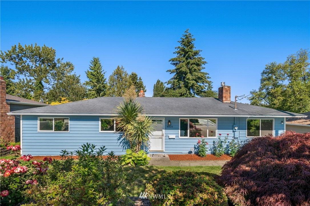Photo of 8820 29th Avenue SW, Seattle, WA 98126 (MLS # 1793323)