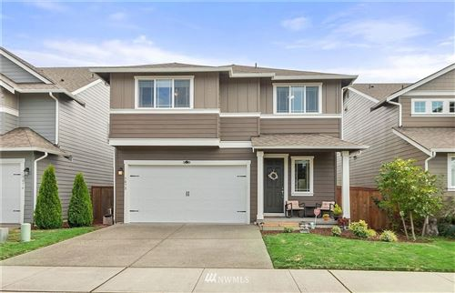 Photo of 3072 Puget Meadow Loop NE, Lacey, WA 98516 (MLS # 1668324)