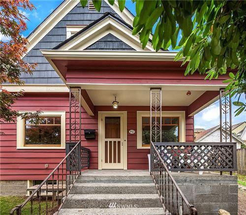 Photo of 742 N 70th Street, Seattle, WA 98103 (MLS # 1683326)