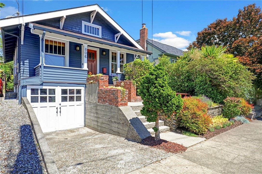 Photo of 806 NW 64th Street, Seattle, WA 98107 (MLS # 1791326)