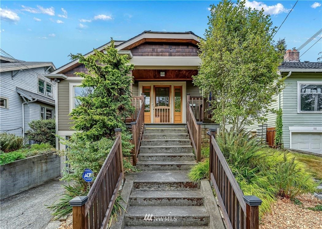 821 NE 60th Street, Seattle, WA 98115 - #: 1835326
