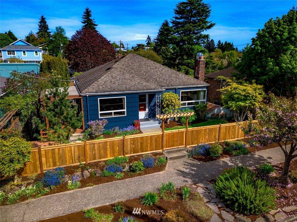 Photo of 7736 38th Avenue SW, Seattle, WA 98126 (MLS # 1784327)