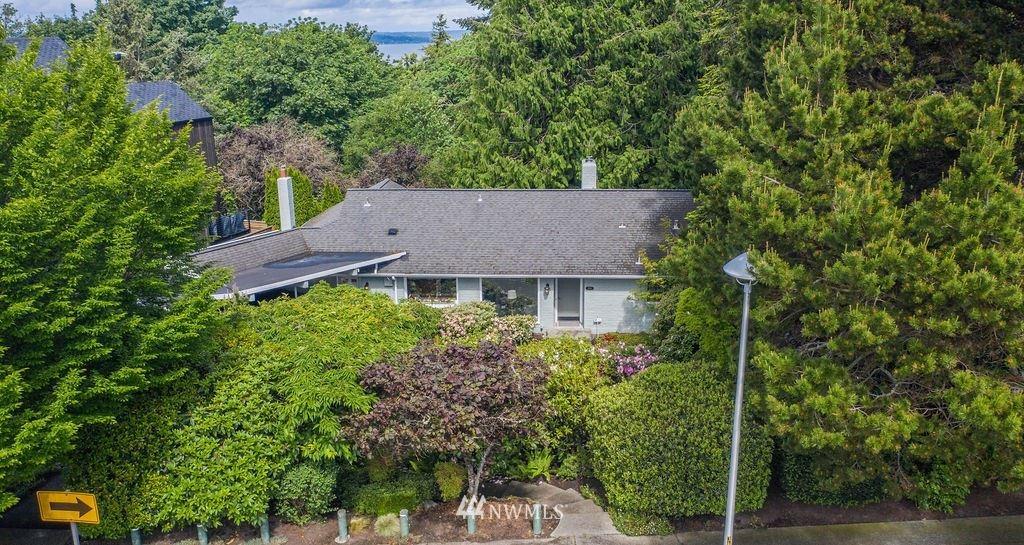 Photo of 3409 Magnolia Boulevard W, Seattle, WA 98199 (MLS # 1783328)