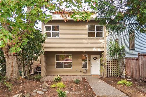 Photo of 2128 N 63rd Street, Seattle, WA 98103 (MLS # 1854329)