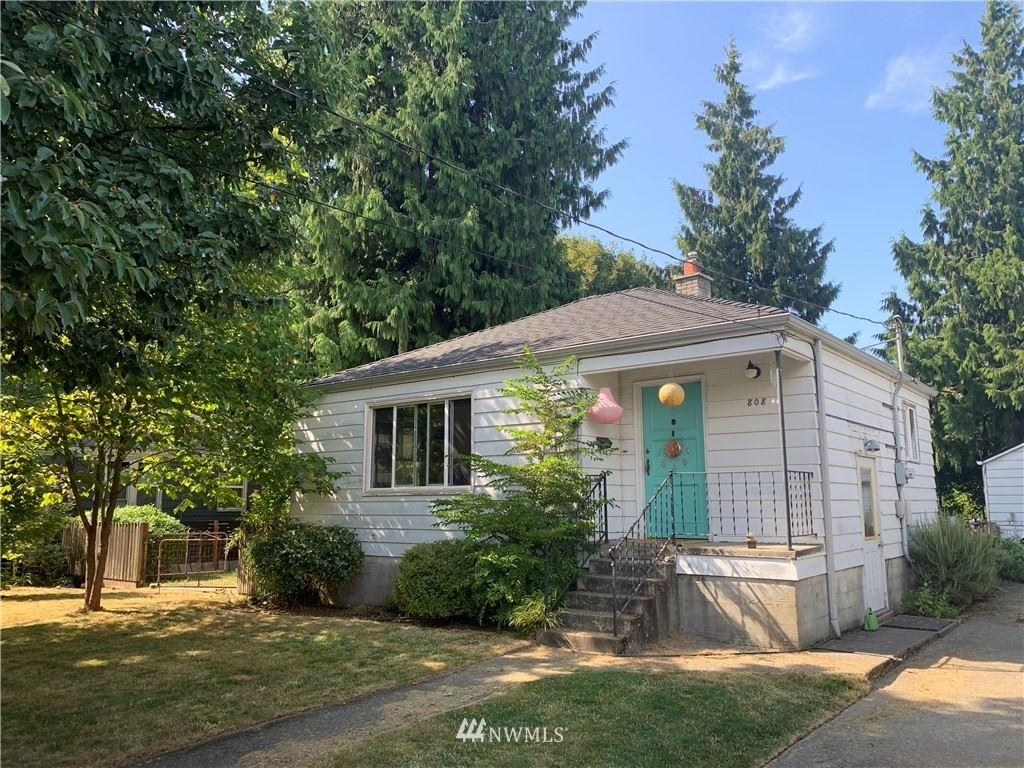 Photo of 808 S Rose Street, Seattle, WA 98108 (MLS # 1813333)