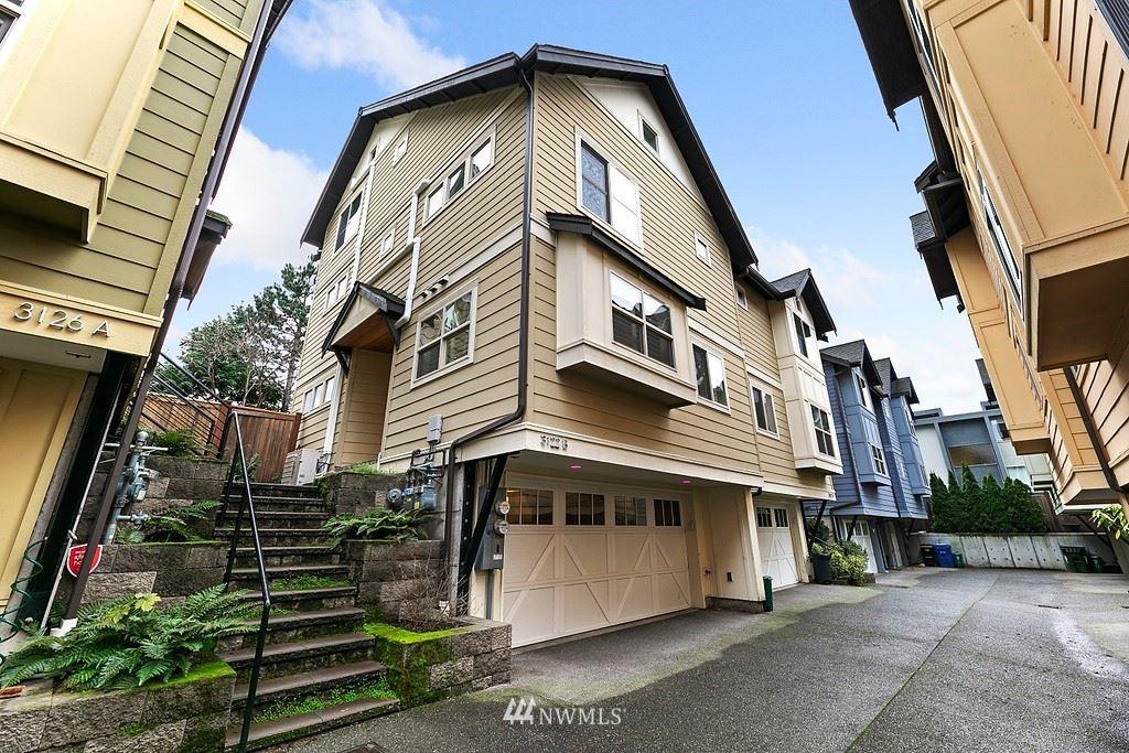Photo of 3122 Franklin Avenue E #B, Seattle, WA 98102 (MLS # 1716338)