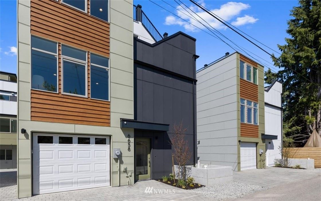 Photo of 6660 Carleton Avenue N, Seattle, WA 98108 (MLS # 1767340)