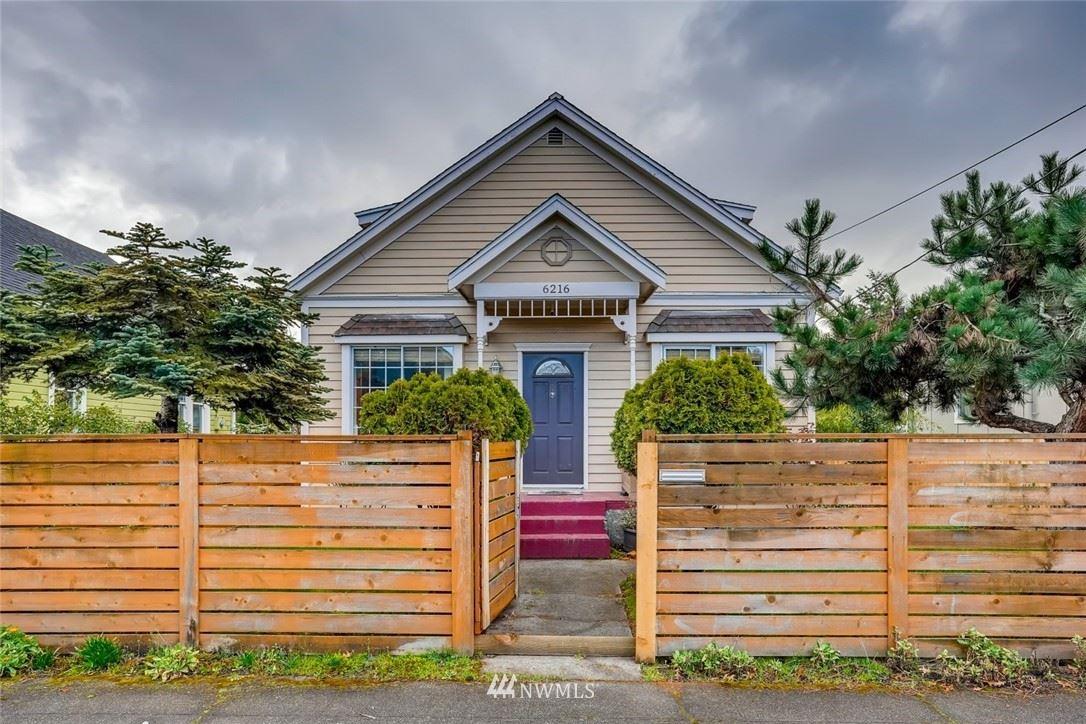 Photo of 6216 Carleton Avenue S, Seattle, WA 98108 (MLS # 1743341)