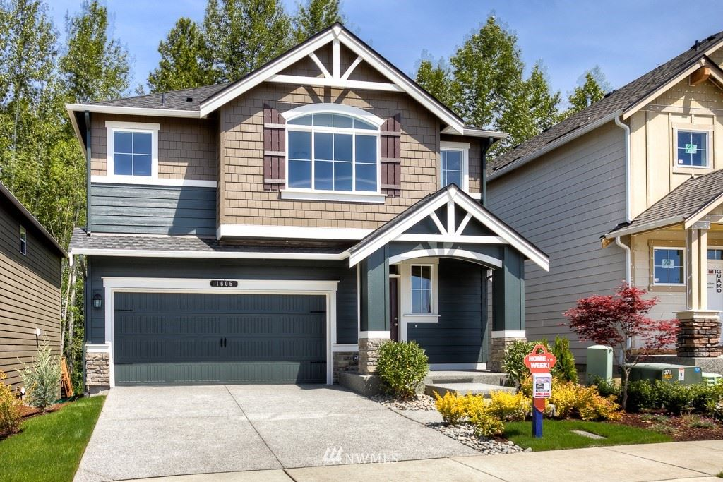 Photo of 10508 35st St NE #48, Lake Stevens, WA 98258 (MLS # 1640343)