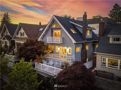 Photo of 2308 N 44th Street, Seattle, WA 98103 (MLS # 1842344)