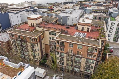 Photo of 323 Queen Anne Avenue N #602, Seattle, WA 98109 (MLS # 1838345)