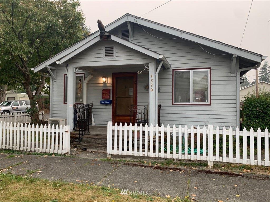 4820 S Sheridan Avenue, Tacoma, WA 98408 - MLS#: 1666345