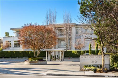 Photo of 5505 Lake Washington Blvd NE #1D, Kirkland, WA 98033 (MLS # 1561355)