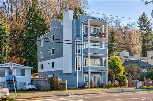 Photo of 1718 Alki Avenue SW #400, Seattle, WA 98116 (MLS # 1801355)