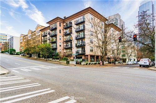 Photo of 1323 Boren Avenue #606, Seattle, WA 98101 (MLS # 1714356)