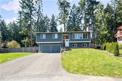 Photo of 7213 Rhododendron Place NW, Bremerton, WA 98311 (MLS # 1759356)