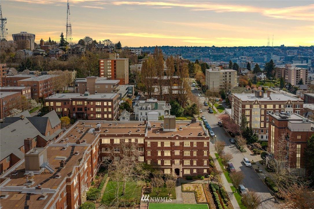 Photo of 100 W Highland Drive #401, Seattle, WA 98119 (MLS # 1790356)