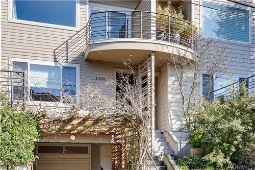 Photo of 1430 1st Ave N #3, Seattle, WA 98109 (MLS # 1614358)