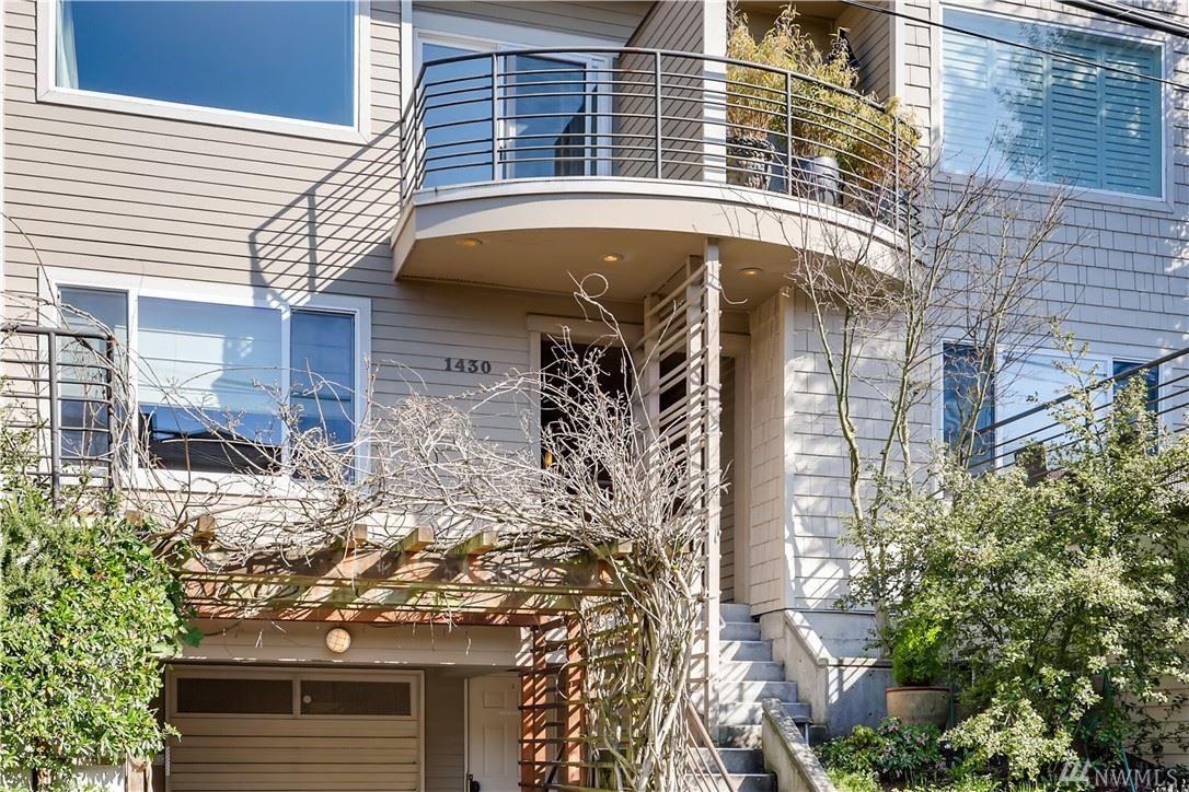 1430 1st Ave N #3, Seattle, WA 98109 - MLS#: 1614358