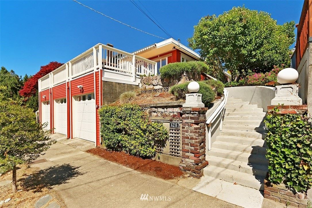 Photo of 6216 1st Avenue NW, Seattle, WA 98107 (MLS # 1793358)