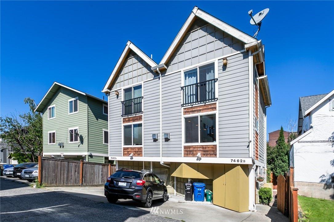 Photo of 7462 4th Avenue NE #B, Seattle, WA 98115 (MLS # 1785360)