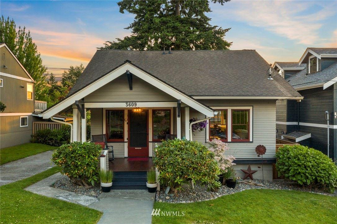 Photo of 3609 12th Avenue W, Seattle, WA 98119 (MLS # 1787361)