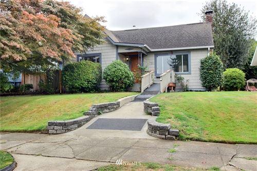 Photo of 724 S 49th Street, Tacoma, WA 98408 (MLS # 1844362)