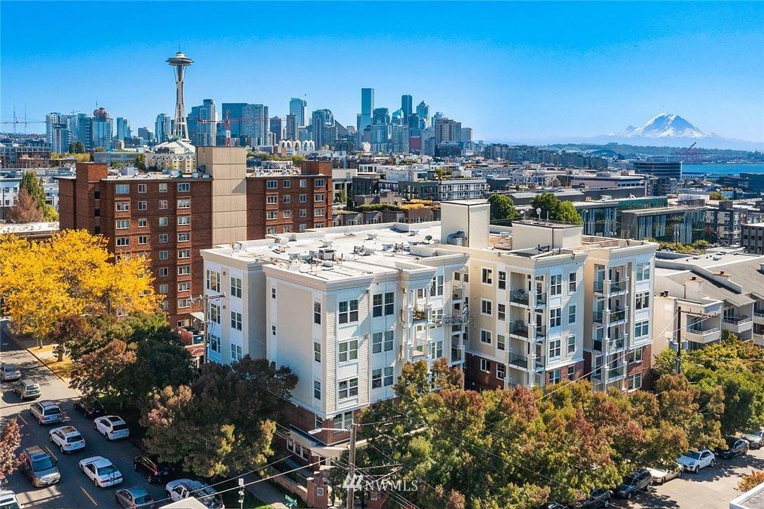 530 4th Avenue W #203, Seattle, WA 98119 - MLS#: 1846362