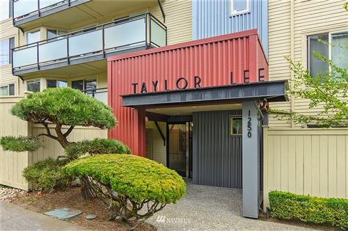 Photo of 1250 Taylor Avenue N #406, Seattle, WA 98109 (MLS # 1750368)