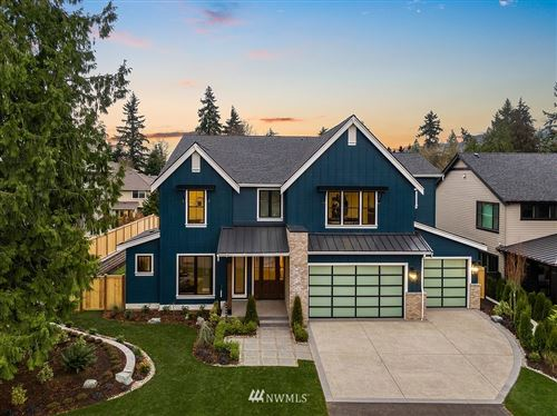 Photo of 9844 NE 26th Street, Bellevue, WA 98004 (MLS # 1688370)