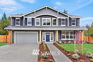 Photo of 2855 SE 18th (Lot 35) Street, North Bend, WA 98045 (MLS # 1720370)