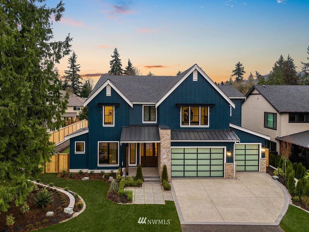 Photo of 9844 NE 26th Street, Bellevue, WA 98004 (MLS # 1688370)