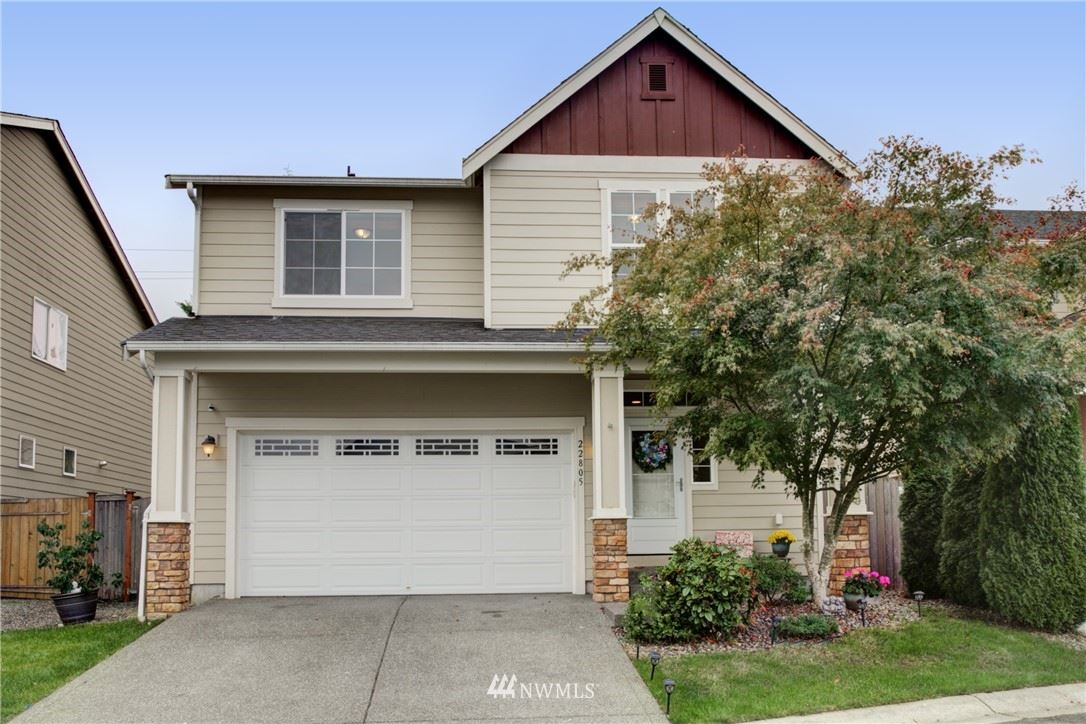 22805 SE 271st Place, Maple Valley, WA 98038 - MLS#: 1846370