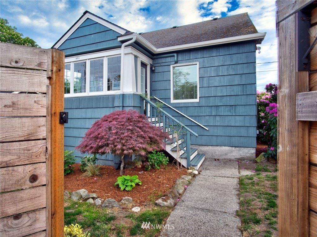 Photo of 901 N 97th Street, Seattle, WA 98103 (MLS # 1769371)