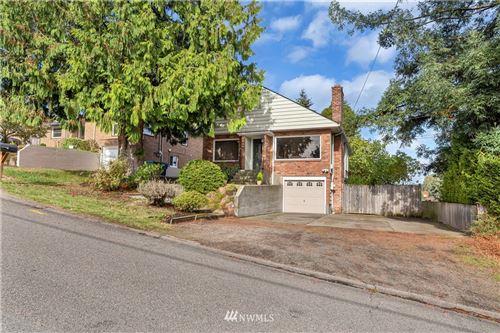 Photo of 842 NW 97th Street, Seattle, WA 98117 (MLS # 1680372)