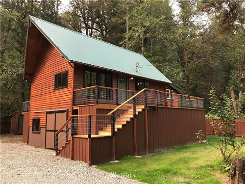 Photo of 21822 Alder Loop Road, Gold Bar, WA 98251 (MLS # 1665373)