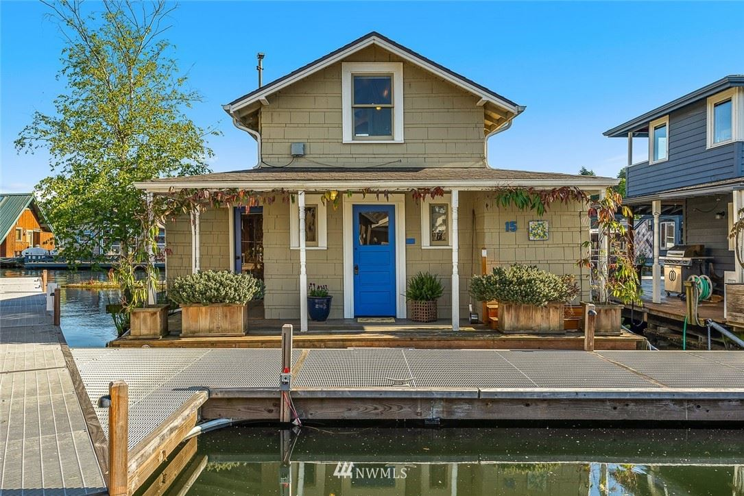 Photo of 1213 E Shelby Street #15, Seattle, WA 98102 (MLS # 1775373)