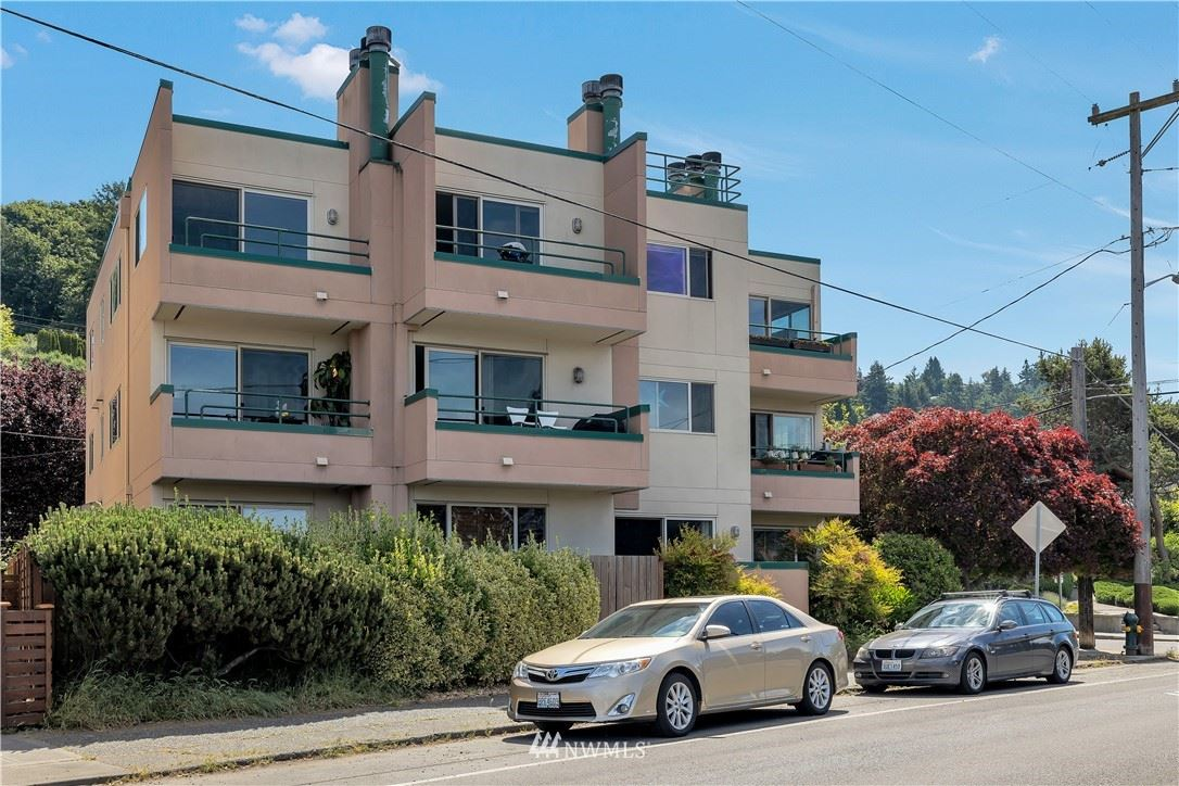Photo of 3728 Beach Drive SW #5, Seattle, WA 98116 (MLS # 1785373)