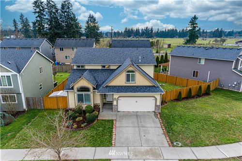 Photo of 9059 Thea Rose Avenue SE, Yelm, WA 98597 (MLS # 1695374)
