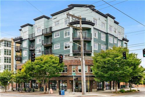Photo of 5615 24th Avenue NW #63, Seattle, WA 98107 (MLS # 1839374)